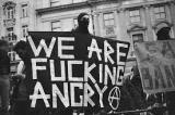 we are angry